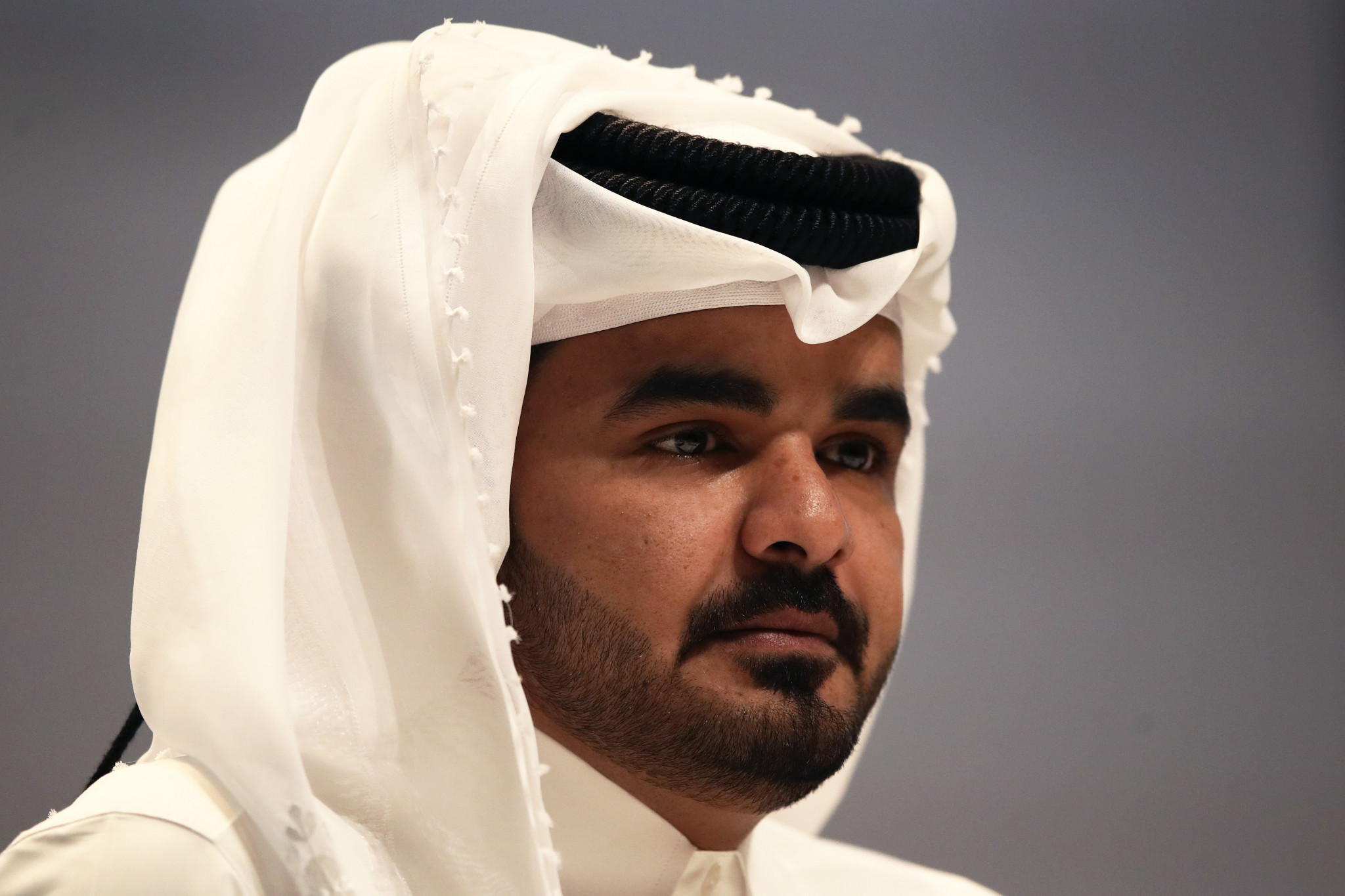 QOC President Sheikh Joaan Bin Hamad Bin Khalifa Al-Thani said hosting the 2032 Olympic and Paralympic Games remained the