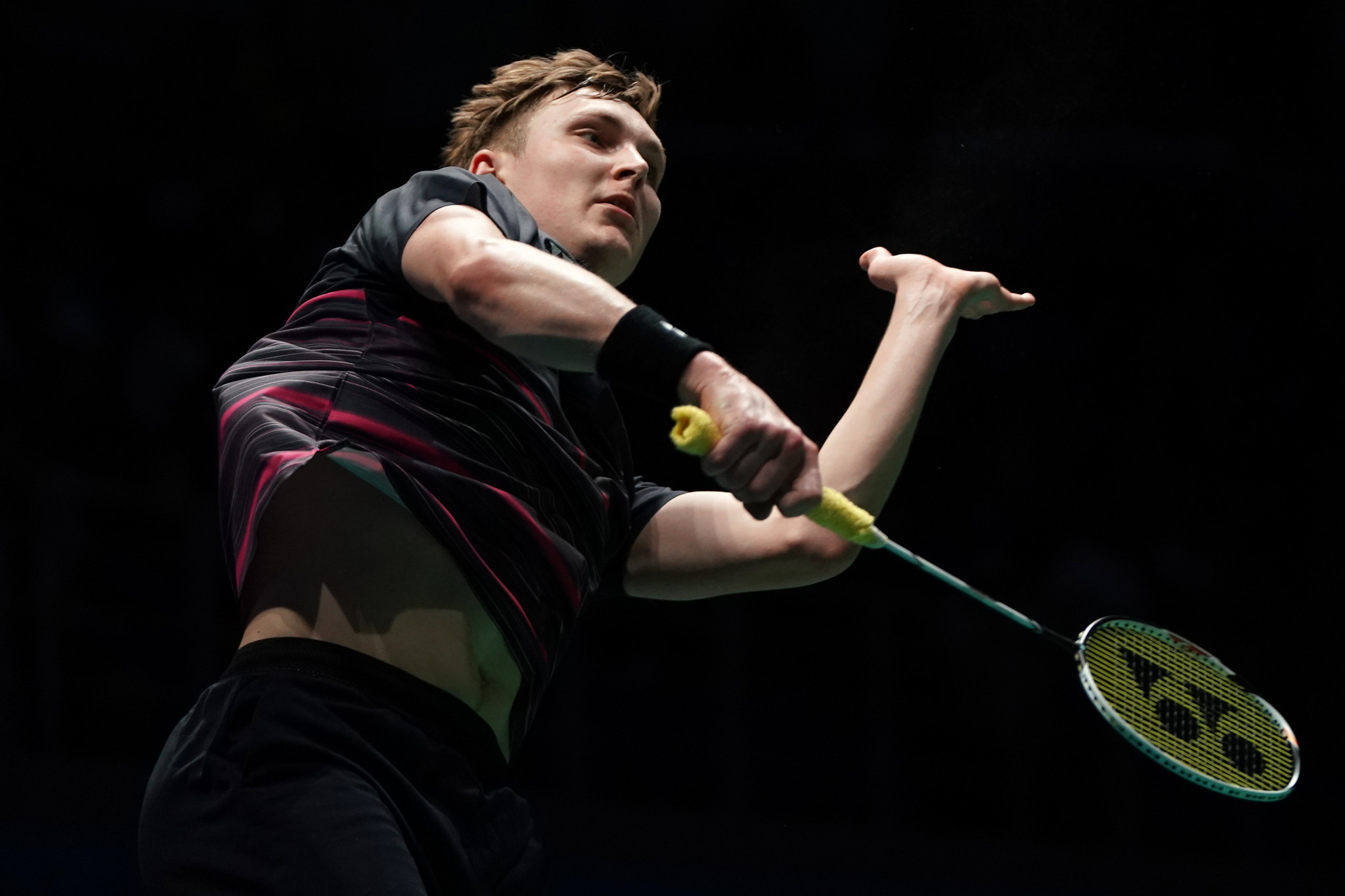Men's top seed Viktor Axelsen continued his serene progress through the BWF Swiss Open draw as he reached the final ©Getty Images