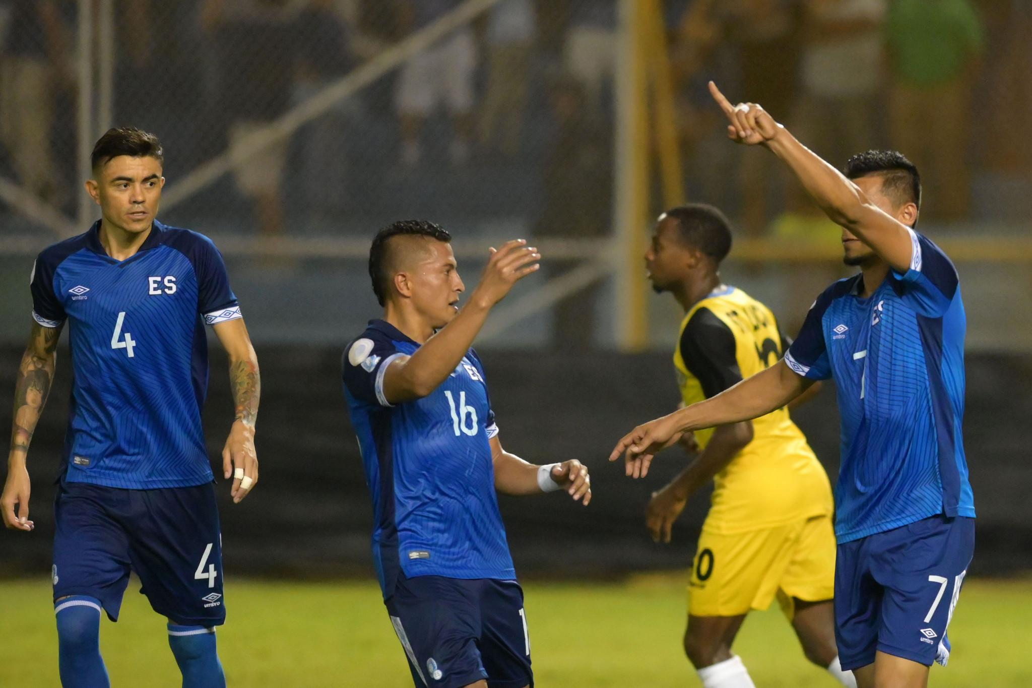 NOC helping to fund El Salvador football team training camp ahead of Tokyo 2020 qualifier