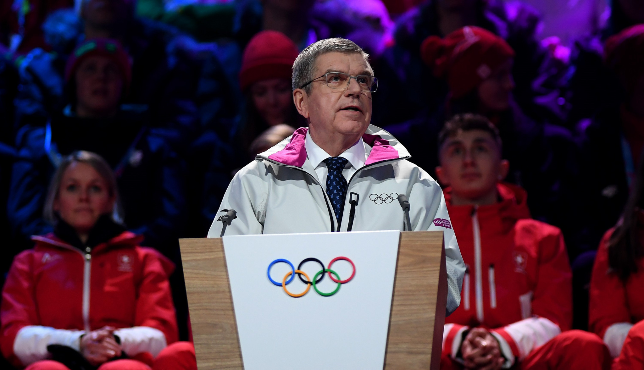 Thomas Bach is poised to lead the IOC until 2025 ©Getty Images