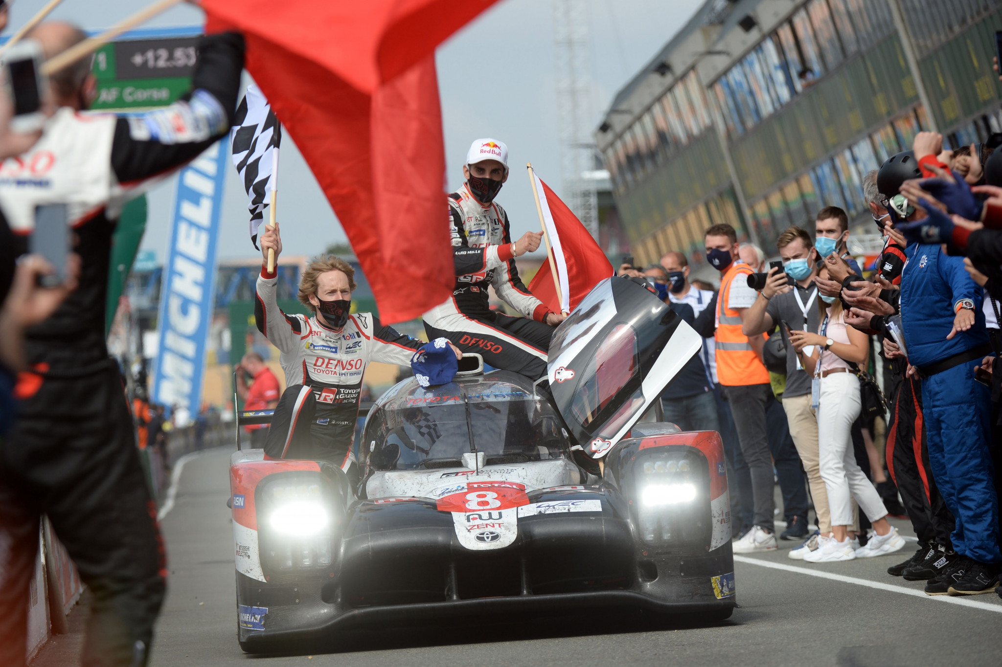 The 24 Hours of Le Mans race is set to take place in August rather than June ©Getty Images
