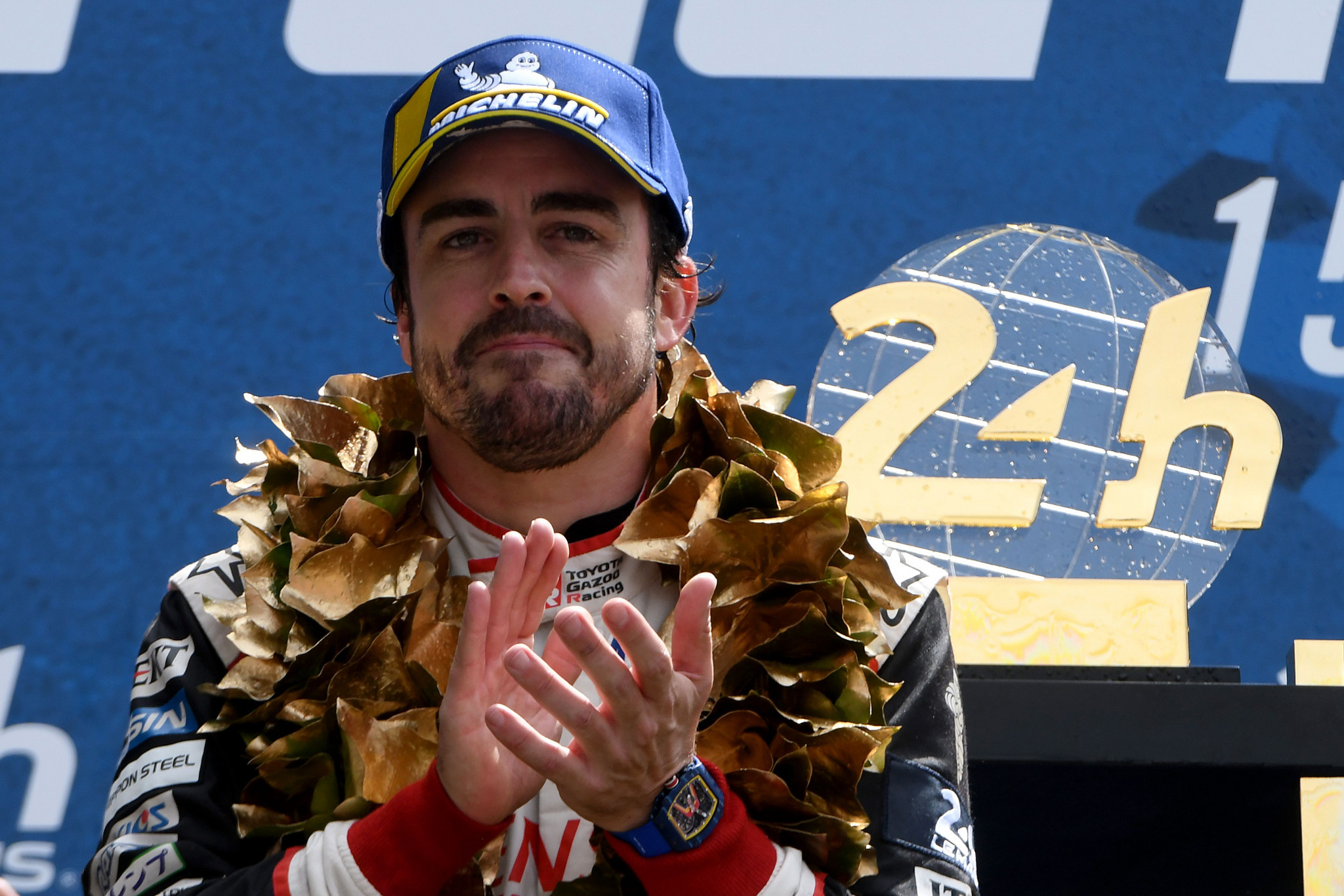 Fernando Alonso is among the most high-profile 24 Hours of Le Mans winners of recent years ©Getty Images