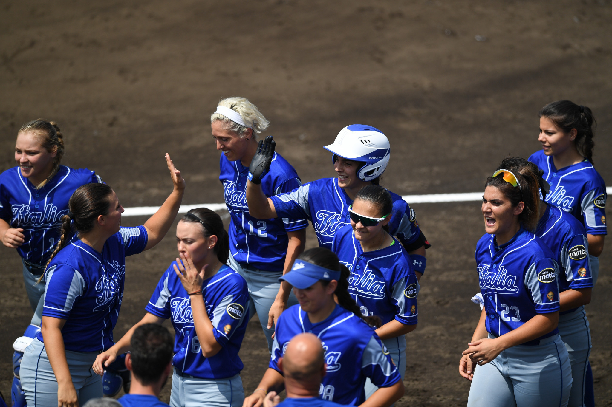 Pizzolini to lead Italian softball team at Tokyo 2020 after head coach death