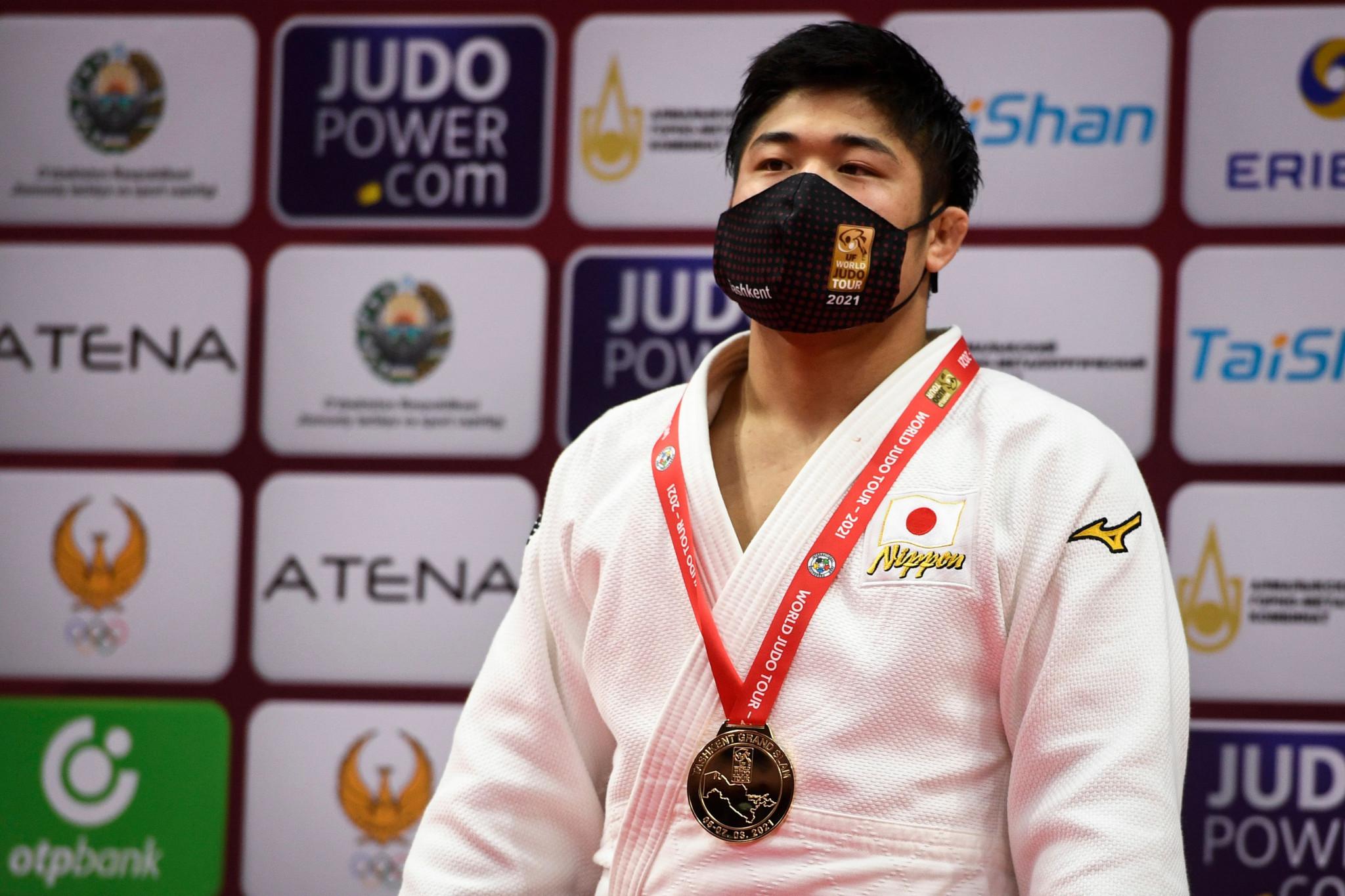 Kageura and Sone among winners as Japanese judoka dominate last day of Tashkent Grand Slam
