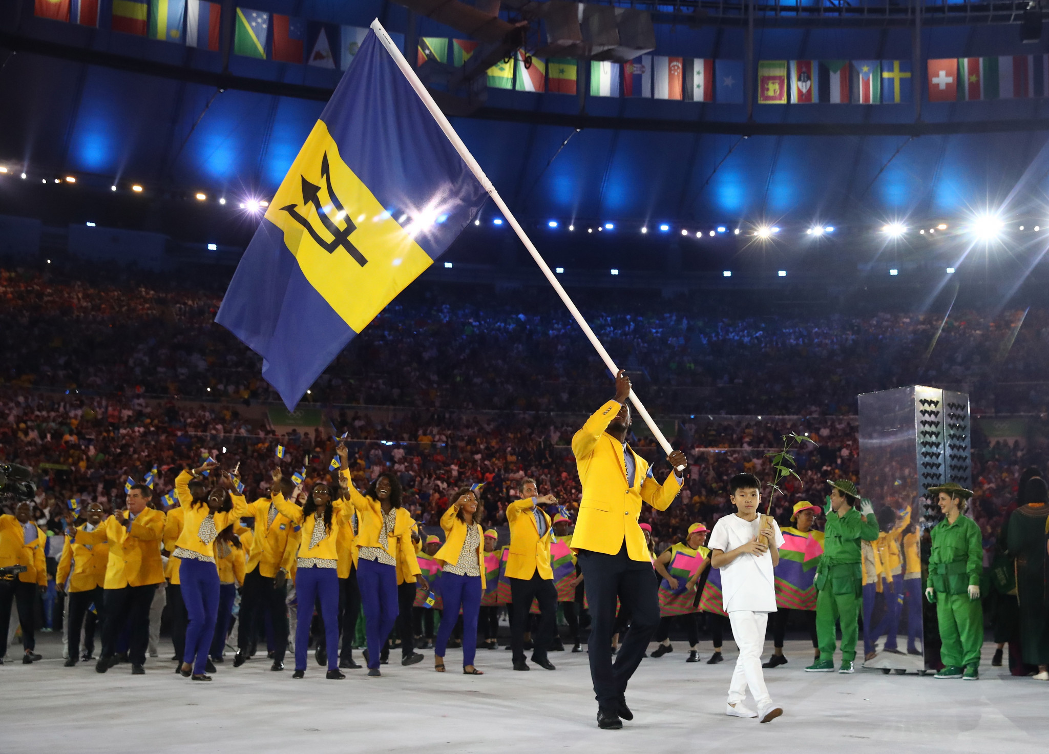 Sandra Osborne, as well as leading the Barbados Olympic Association, is a Commonwealth Games Federation Executive Board member and sits on the Birmingham 2022 Board of Directors ©Getty Images