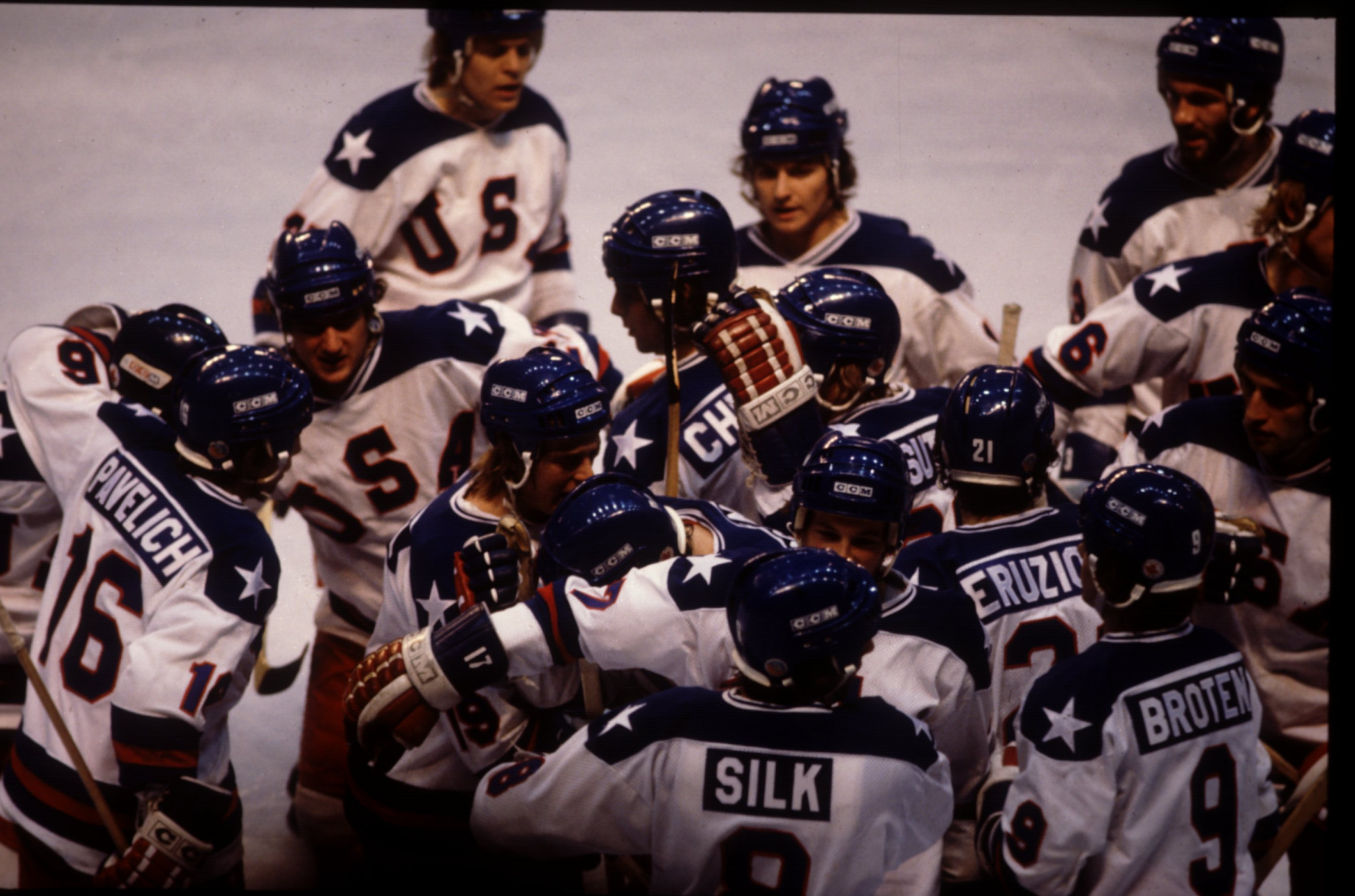 Miracle on Ice star Pavelich dies aged 63