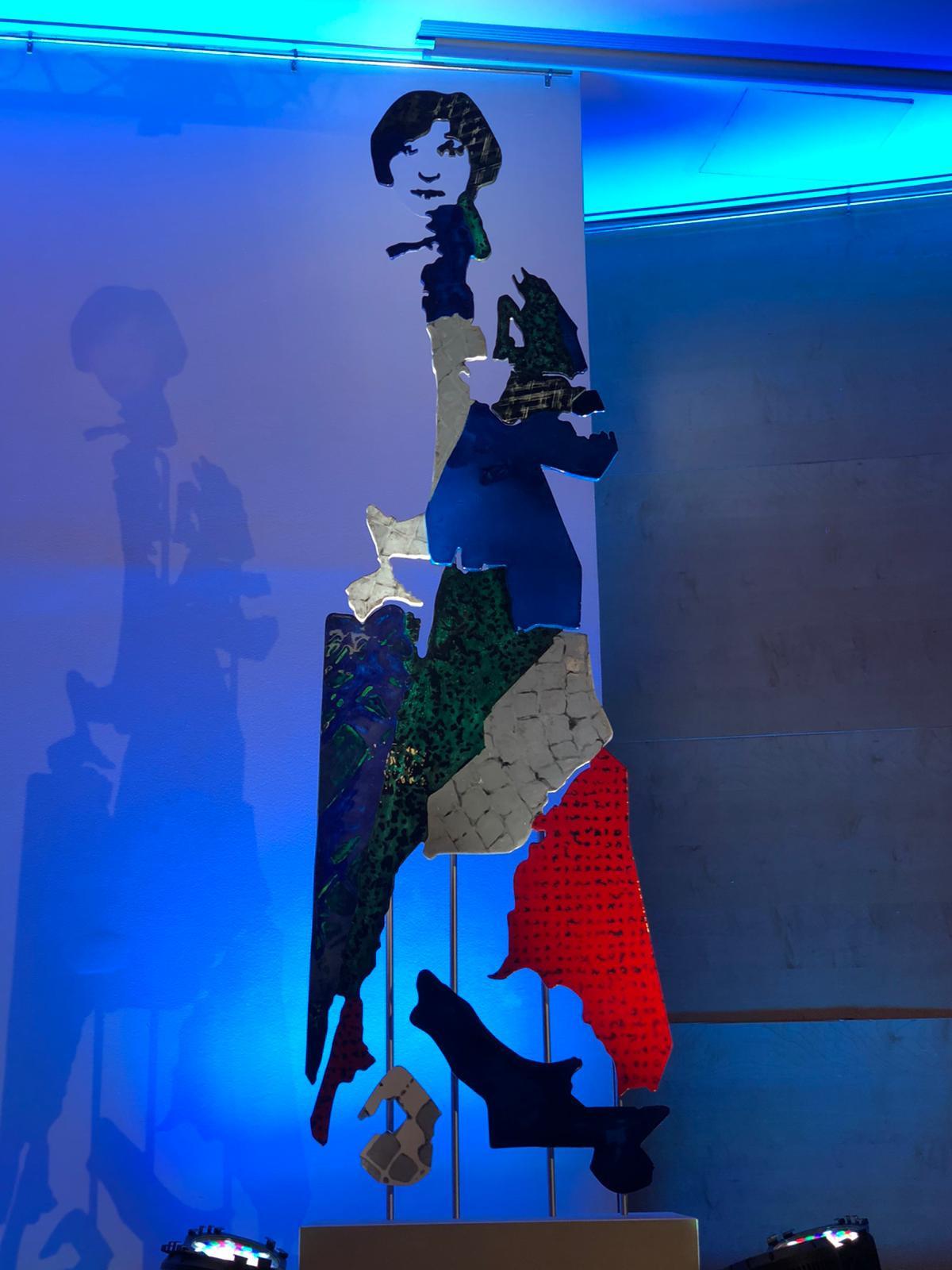 Statue to women's sports pioneer Alice Milliat unveiled in Paris