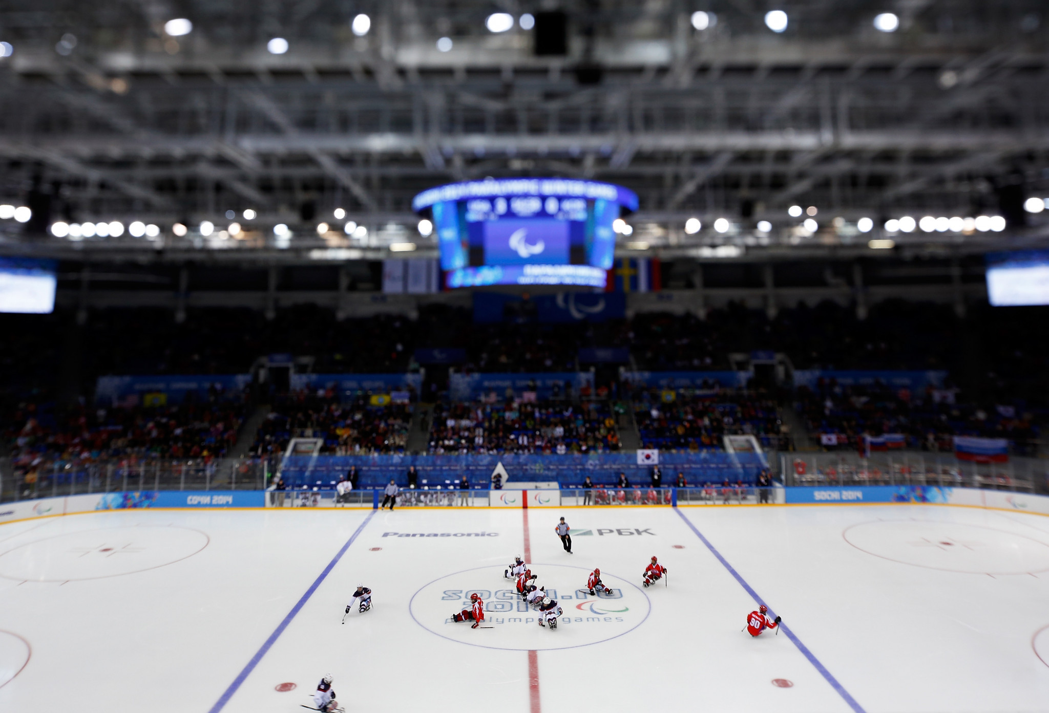 World Para Ice Hockey opens Women's World Challenge bidding process