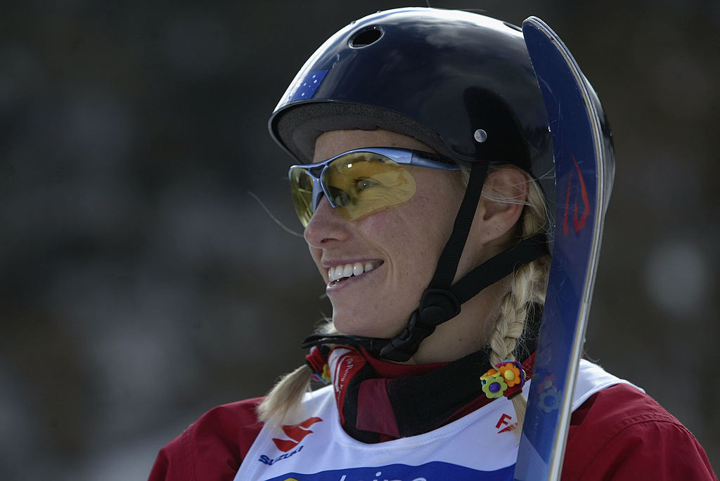 Camplin-Warner, Australia's first female Winter Olympics champion, named deputy Chef de Mission at Beijing 2022