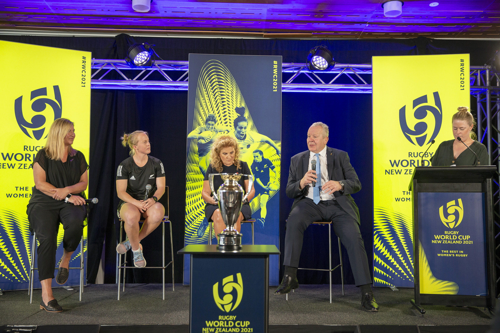 Postponement of Rugby World Cup 2021 confirmed