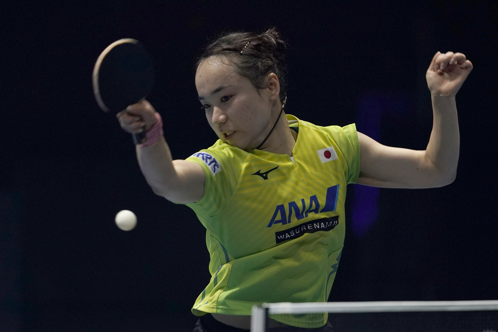Women's world number two Ito reaches last 16 of WTT Star Contender