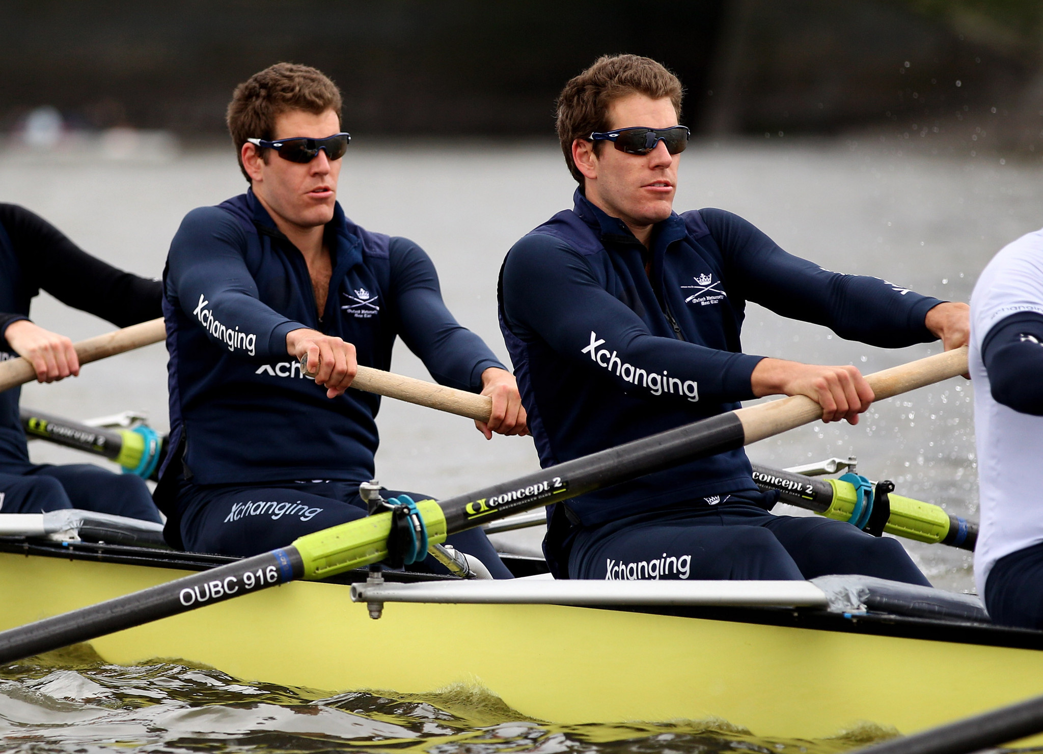 Company founded by twin Olympic oarsmen to sponsor 2021 University Boat Race