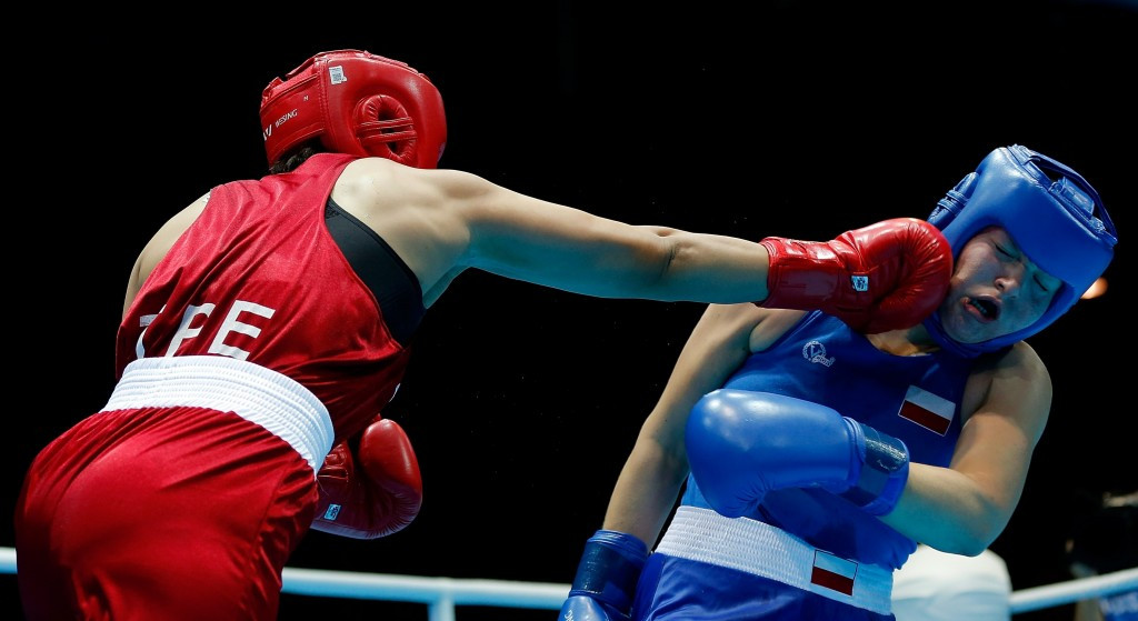 Women's boxers of the future gear up for AIBA Youth and Junior World Championships in Taiwan