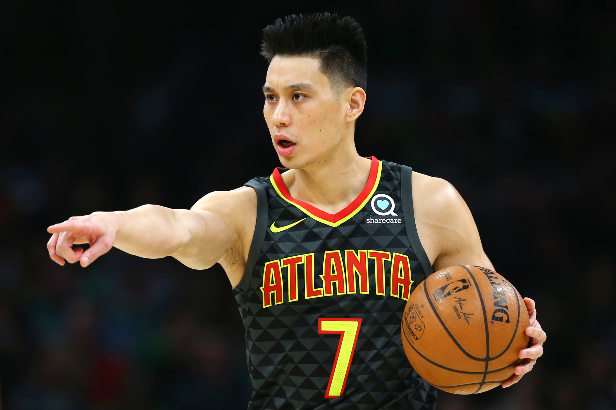 Basketball's Lin condemns COVID-19-related violence towards Asian people