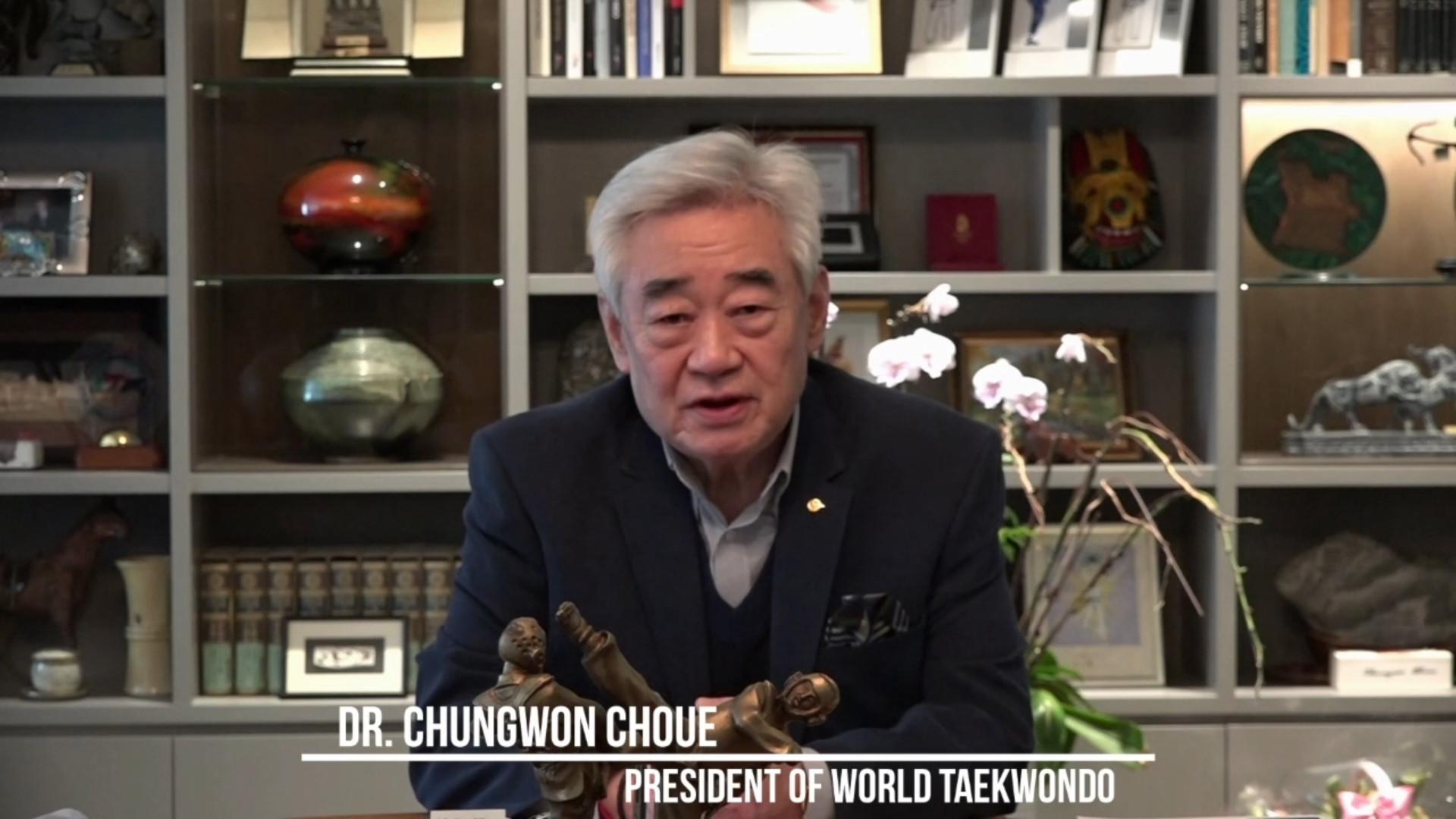 World Taekwondo President hopes Gender Equity and Women Leadership Forum will leave positive legacy