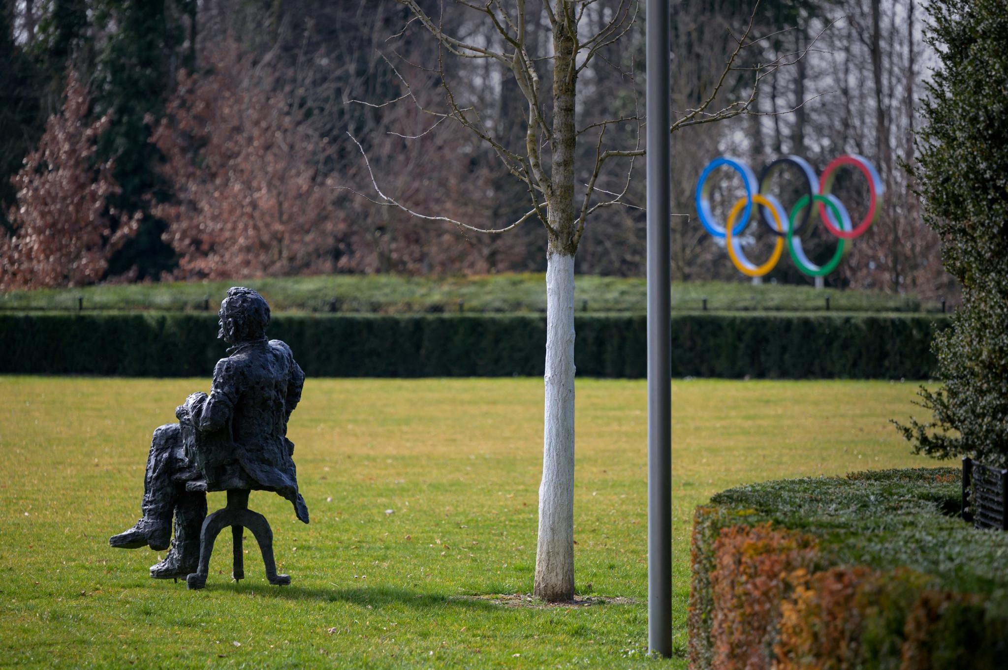 Олимпийский девиз «Быстрее, выше, сильнее» был принят основателем современного олимпийского движения бароном Пьером де Кубертеном © Getty Images