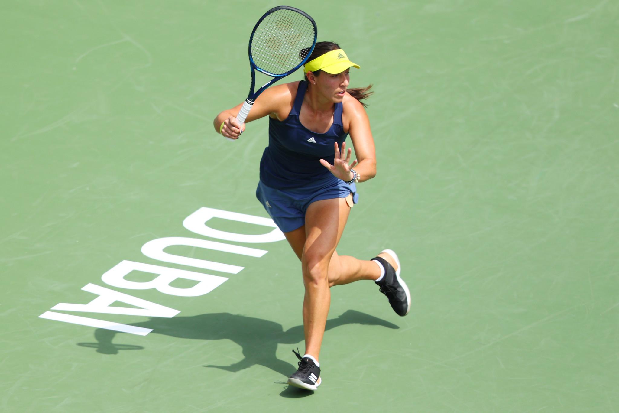 World number 36 Pegula dumps second seed Pliskova out of WTA Dubai Tennis Championships