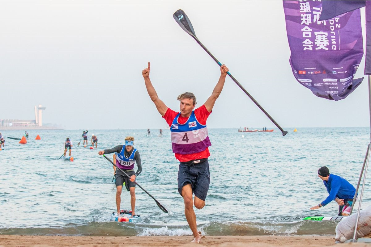 ICF to include new team competition at 2021 SUP World Championships