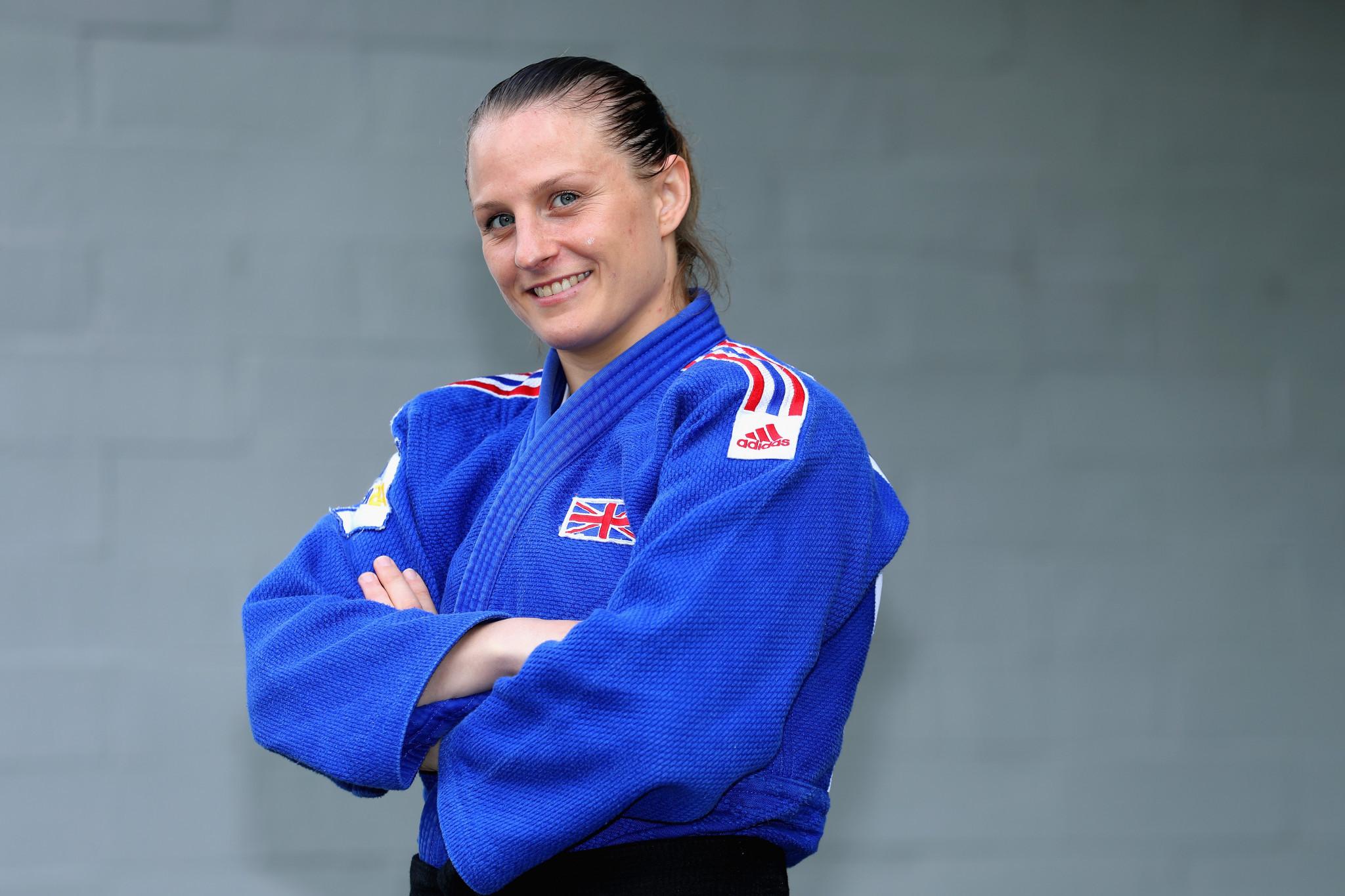 Schlesinger ends 15-year judo career to focus on university studies