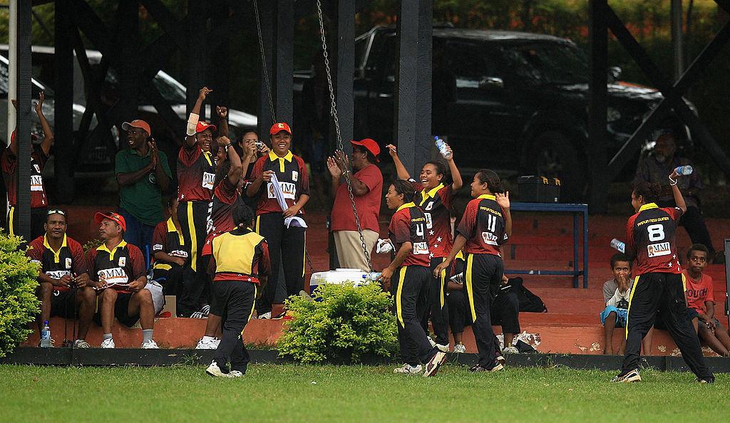 Papua New Guinea NOC honours its female leaders and winners