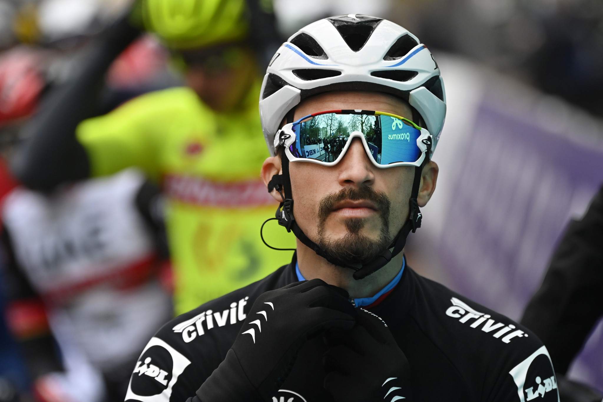 Alaphilippe chases down Almeida to win stage two of Tirreno-Adriatico