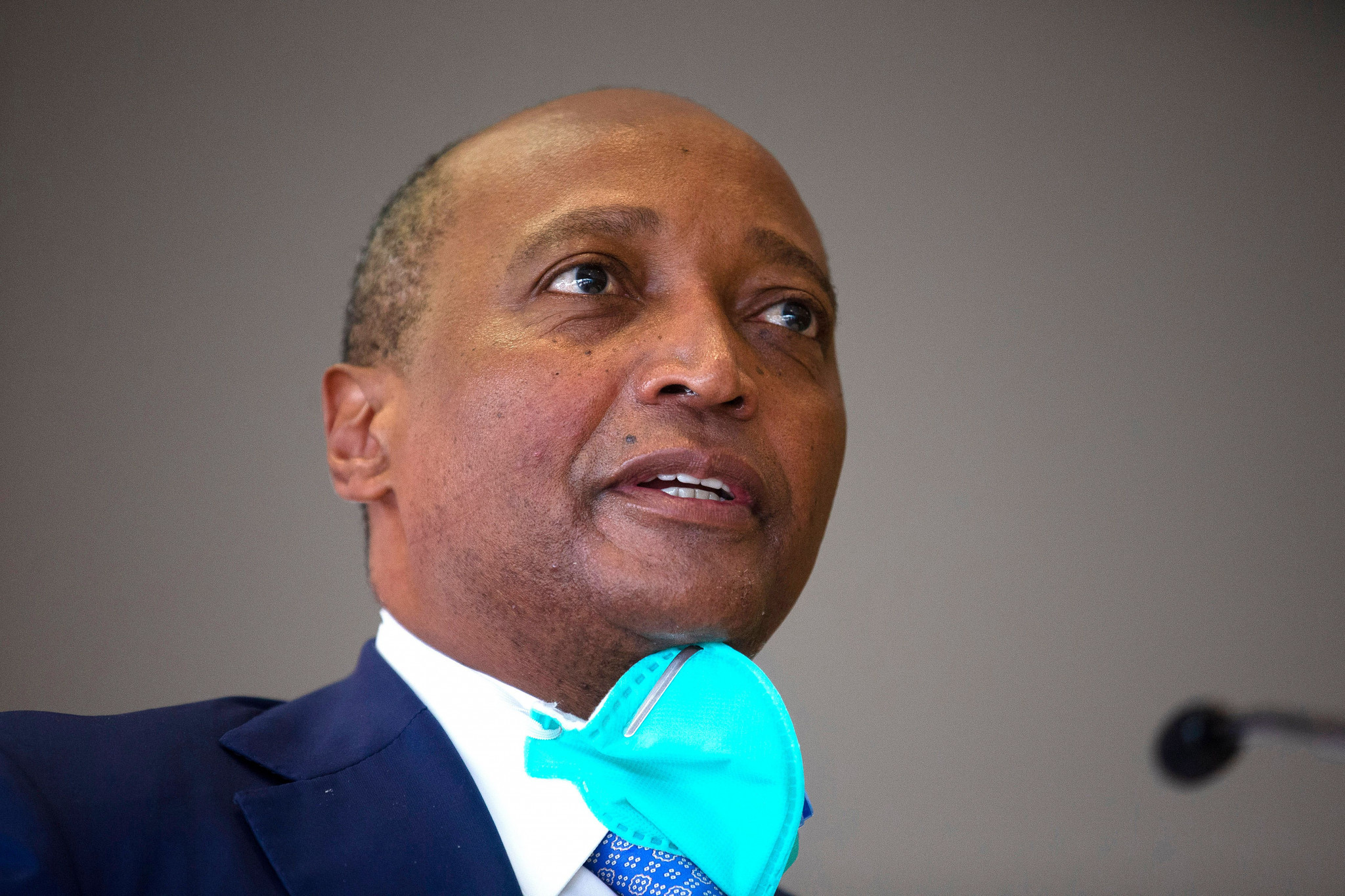 Motsepe expected to stand unopposed at CAF Presidential election