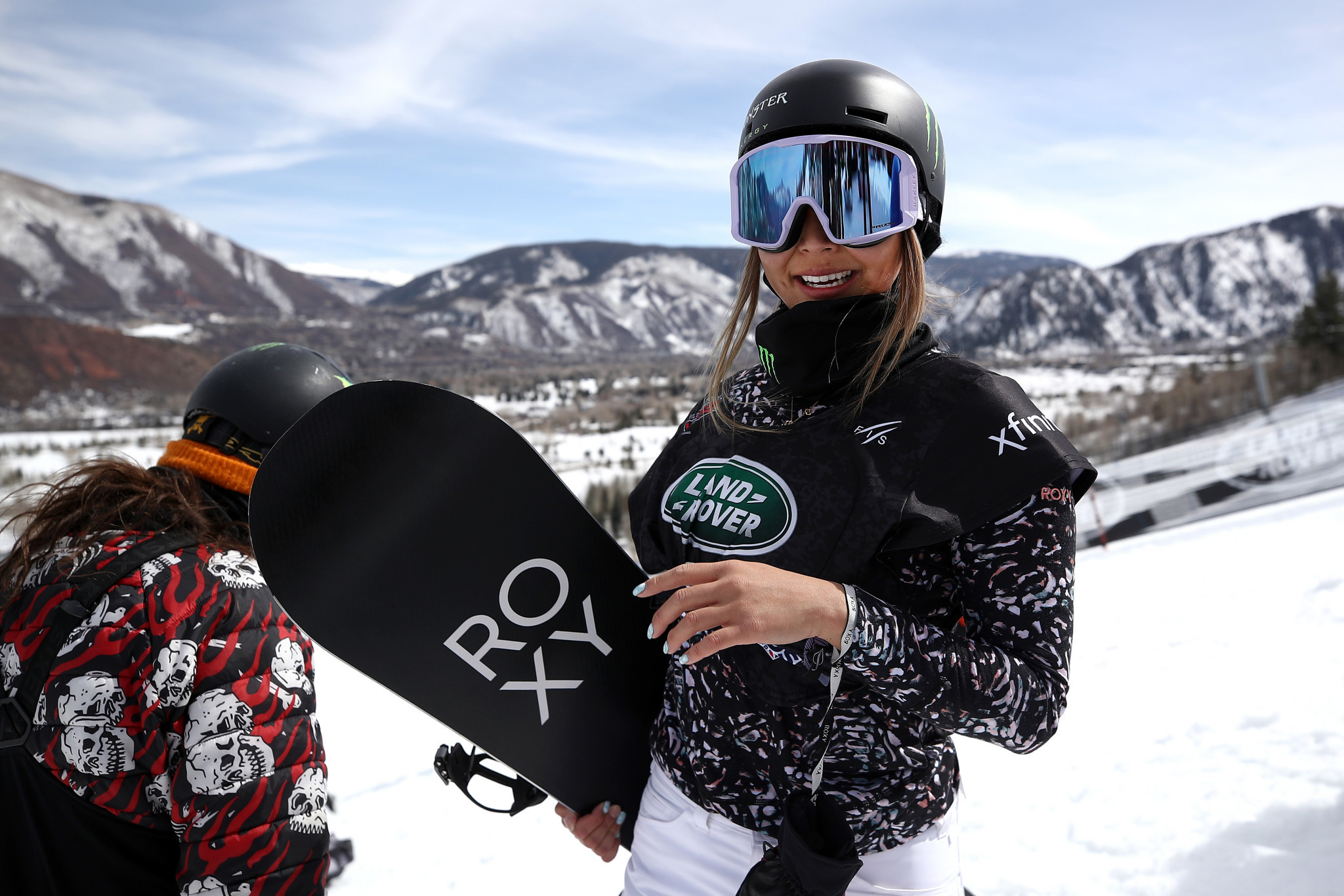 Olympic champion Kim top qualifier in women's halfpipe at FIS Snowboard and Freeski World Championships