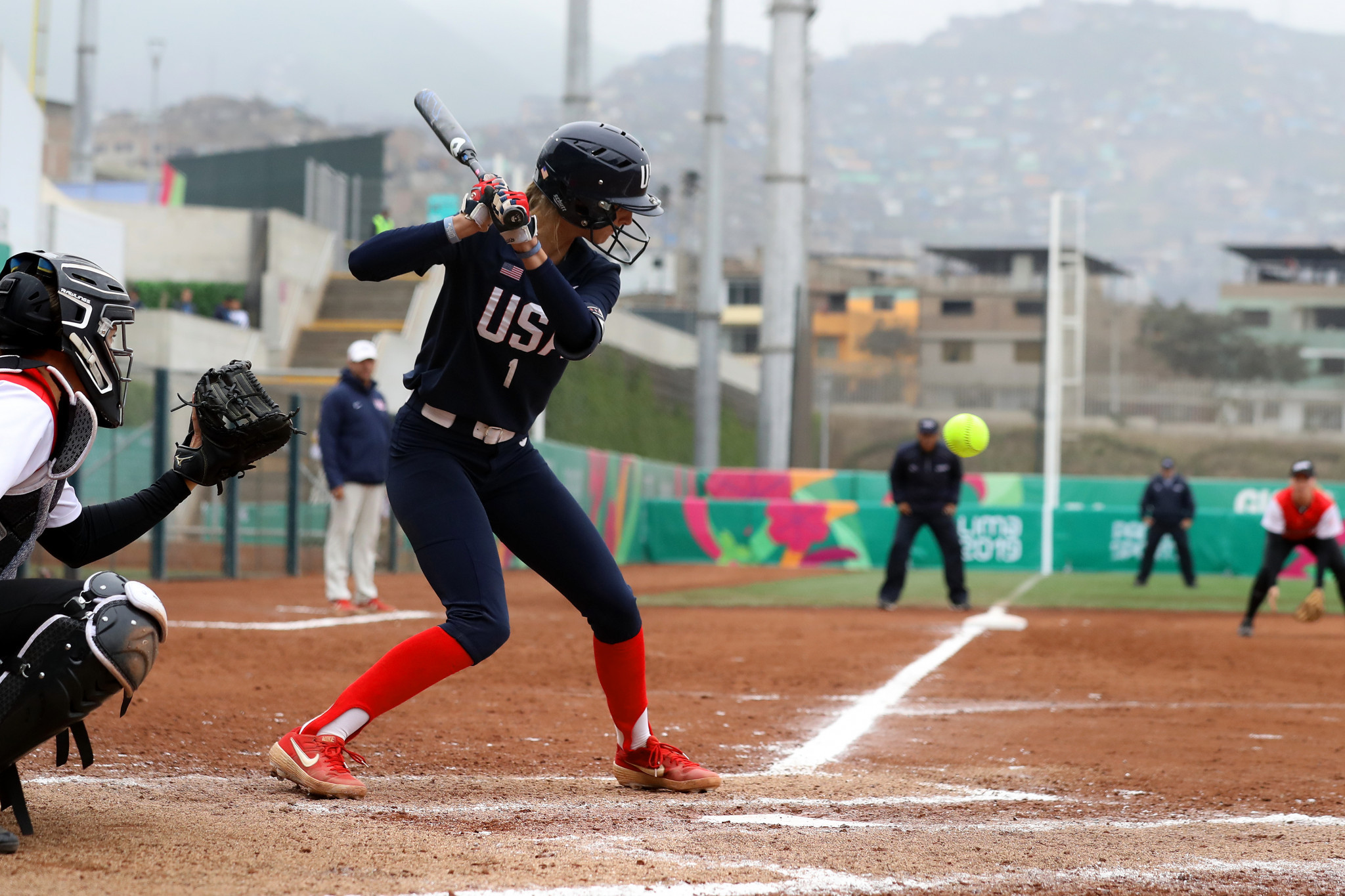 Women's softball has been added to the Junior Pan American Games programme ©Getty Images
