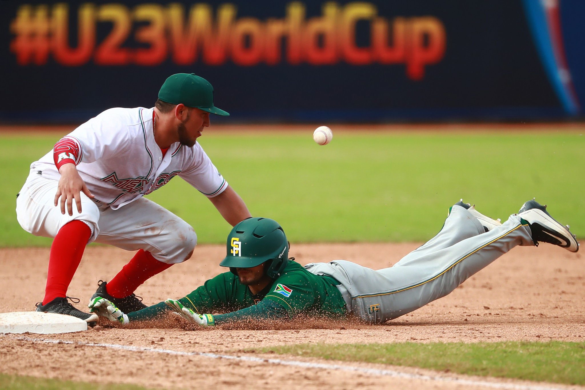 Barranquilla has held many baseball and softball events, including the Under-23 Baseball World Cup in 2018 ©Getty Images