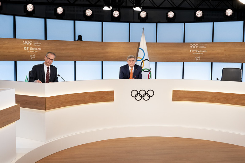 "Bach claims IOC ""not a super-world Government"" as Beijing 2022 criticism grows"