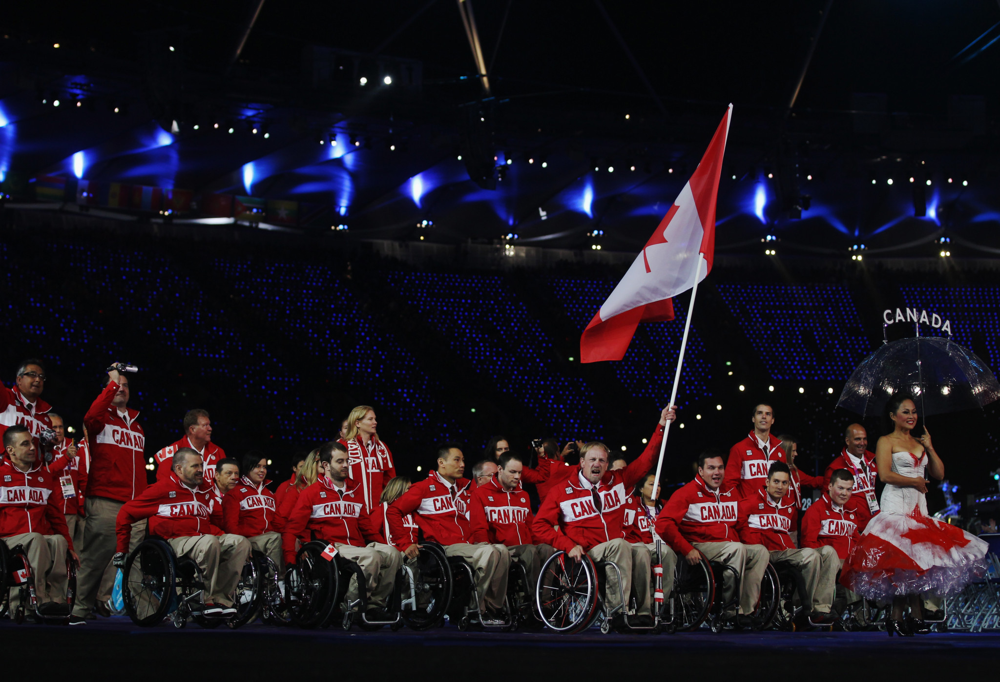 Fabien re-elected Canadian Paralympic Committee President