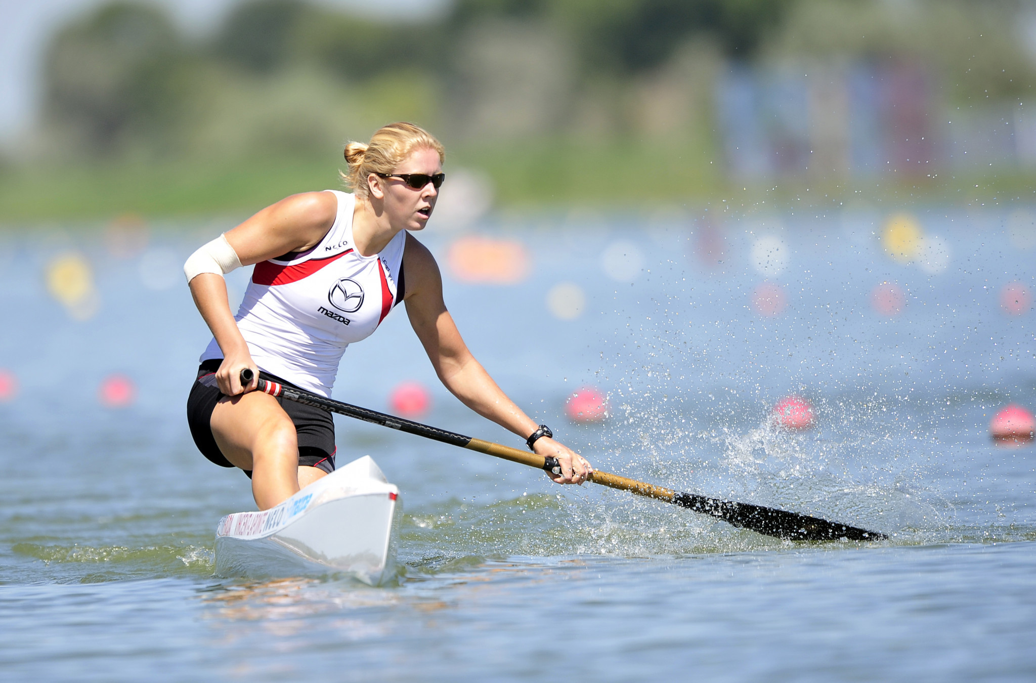 Canada's Vincent qualifies for women's Olympic canoe sprint debut at Tokyo 2020
