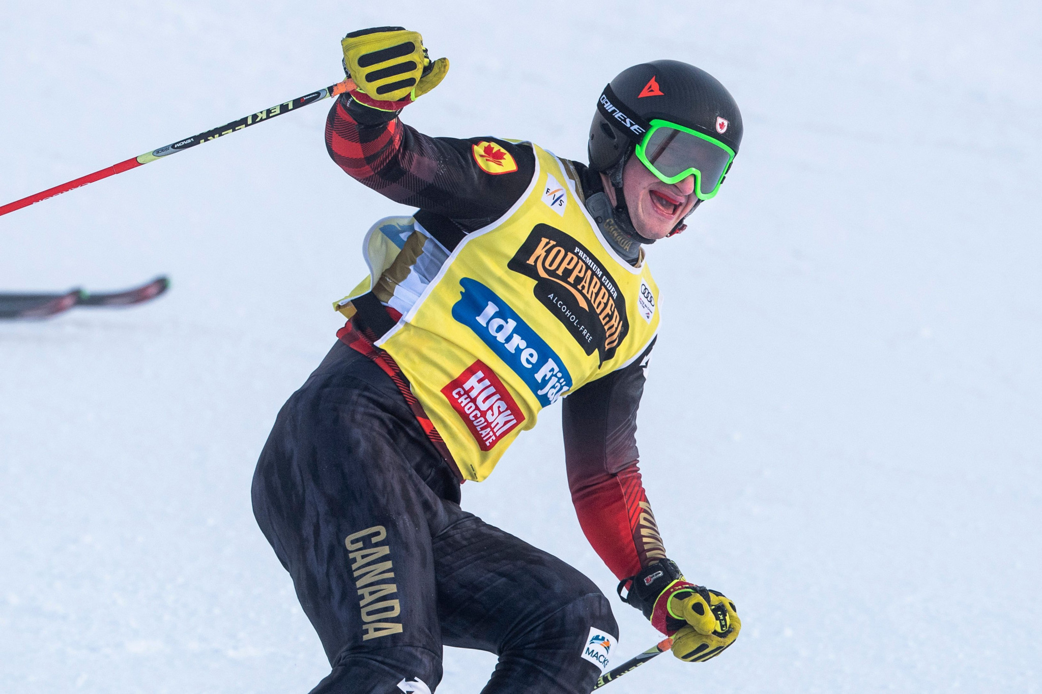 Newly-crowned Ski Cross World Cup champions Howden and Smith victorious in Russia