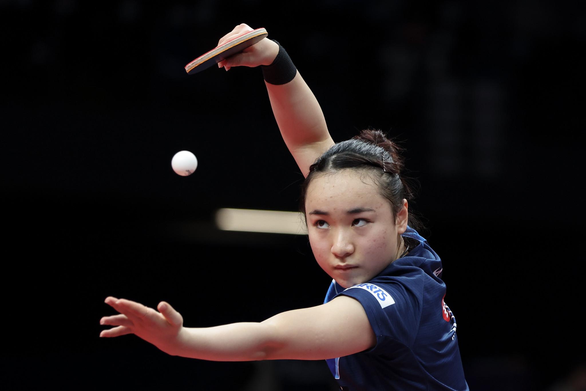Japan joy as Harimoto and Ito win singles titles at WTT Star Contender in Doha