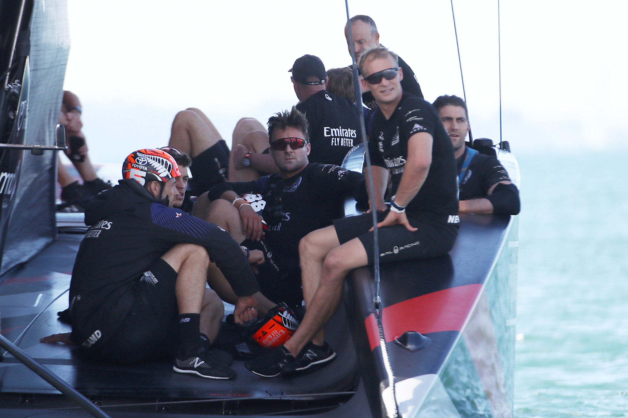 Fourth day of America's Cup postponed due to lack of wind