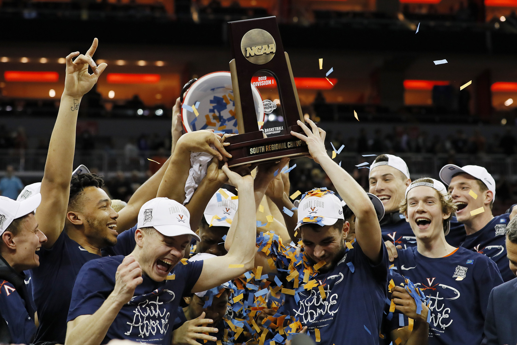 Defending champions Virginia face missing March Madness due to COVID-19 case
