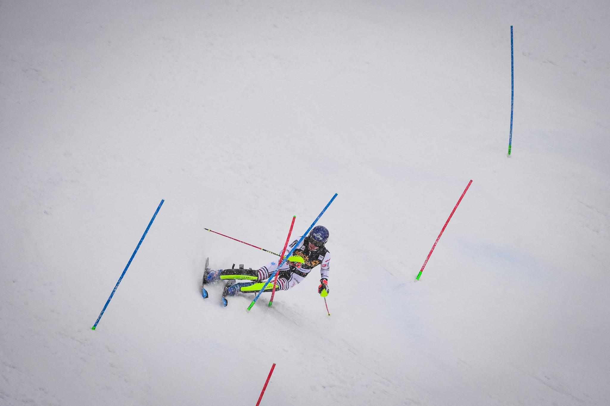 Noël triumphs in men's slalom at FIS Alpine Ski World Cup in Kranjska Gora