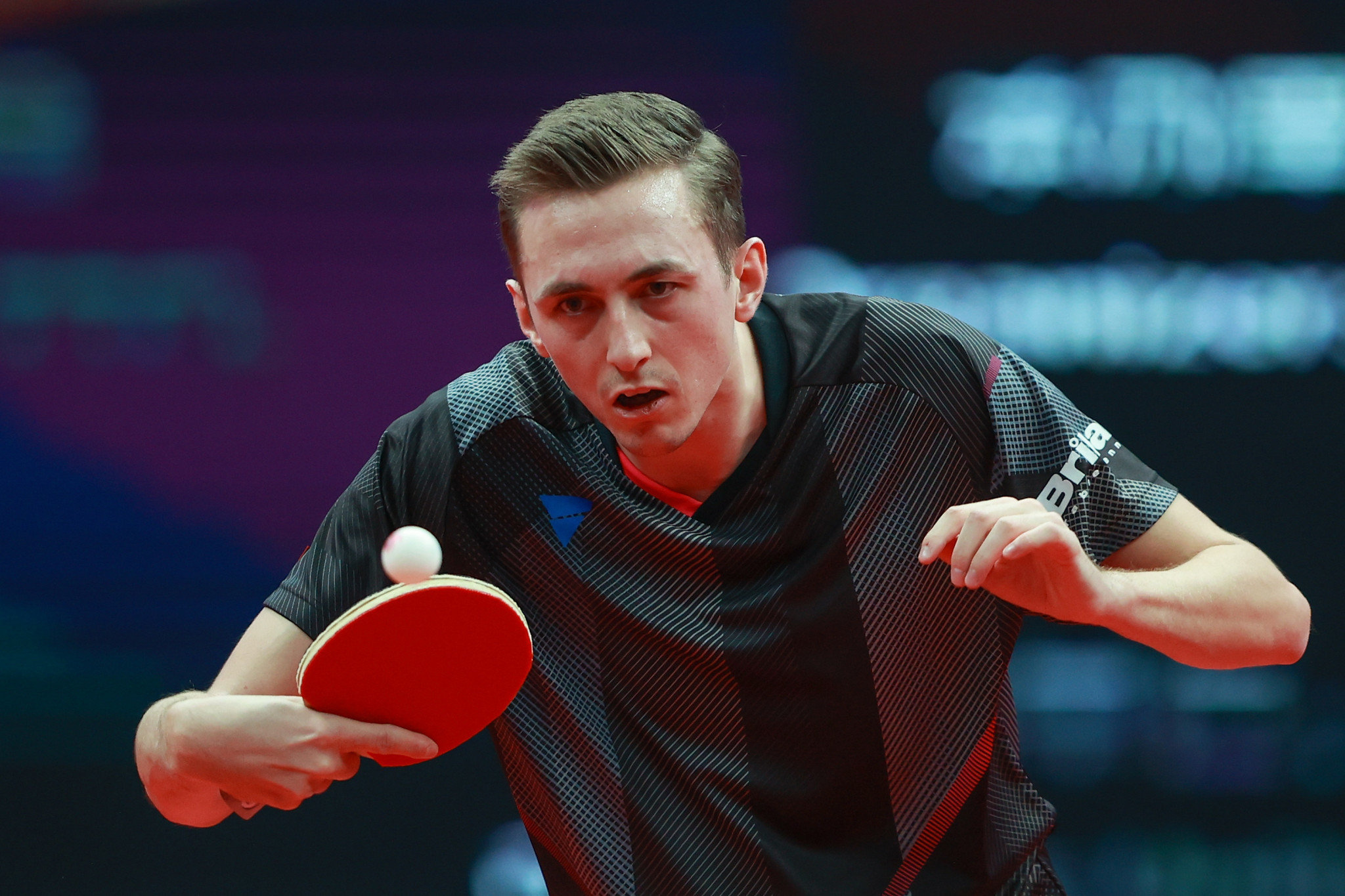 Pitchford through but Aruna crashes out at World Singles Qualification Tournament