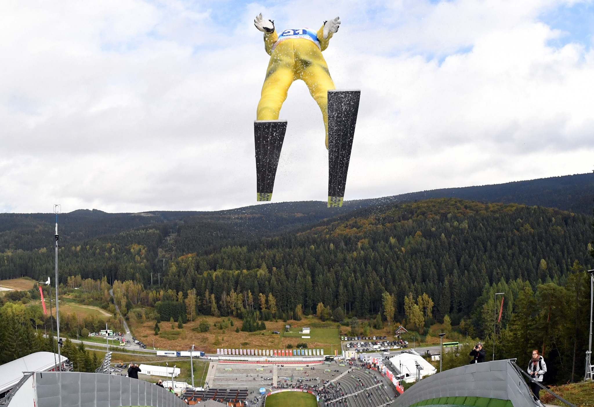 Nordic Combined World Cup Finals moved to Klingenthal after warm weather
