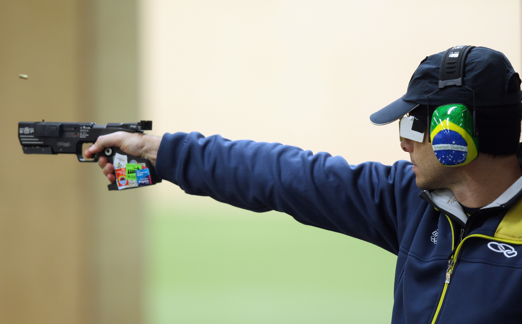 Brazilian and British teams in quarantine ahead of spectator-free ISSF World Cup in New Delhi