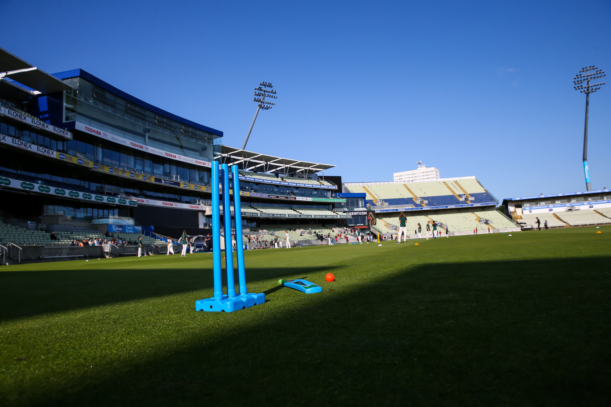 Women's T20 cricket at Edgbaston is set to be a highlight of the Birmingham 2022 sport programme ©Getty Images