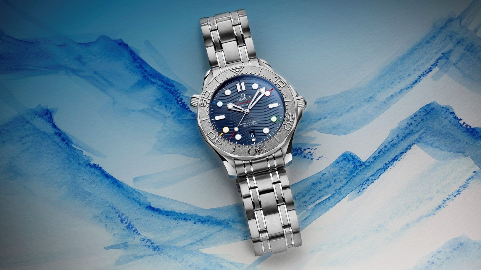 Omega launch special Seamaster Diver watch to mark Beijing 2022