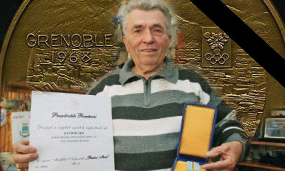 Romanian bobsleigh pilot Ion Panțuru has died aged 81 ©IBSF