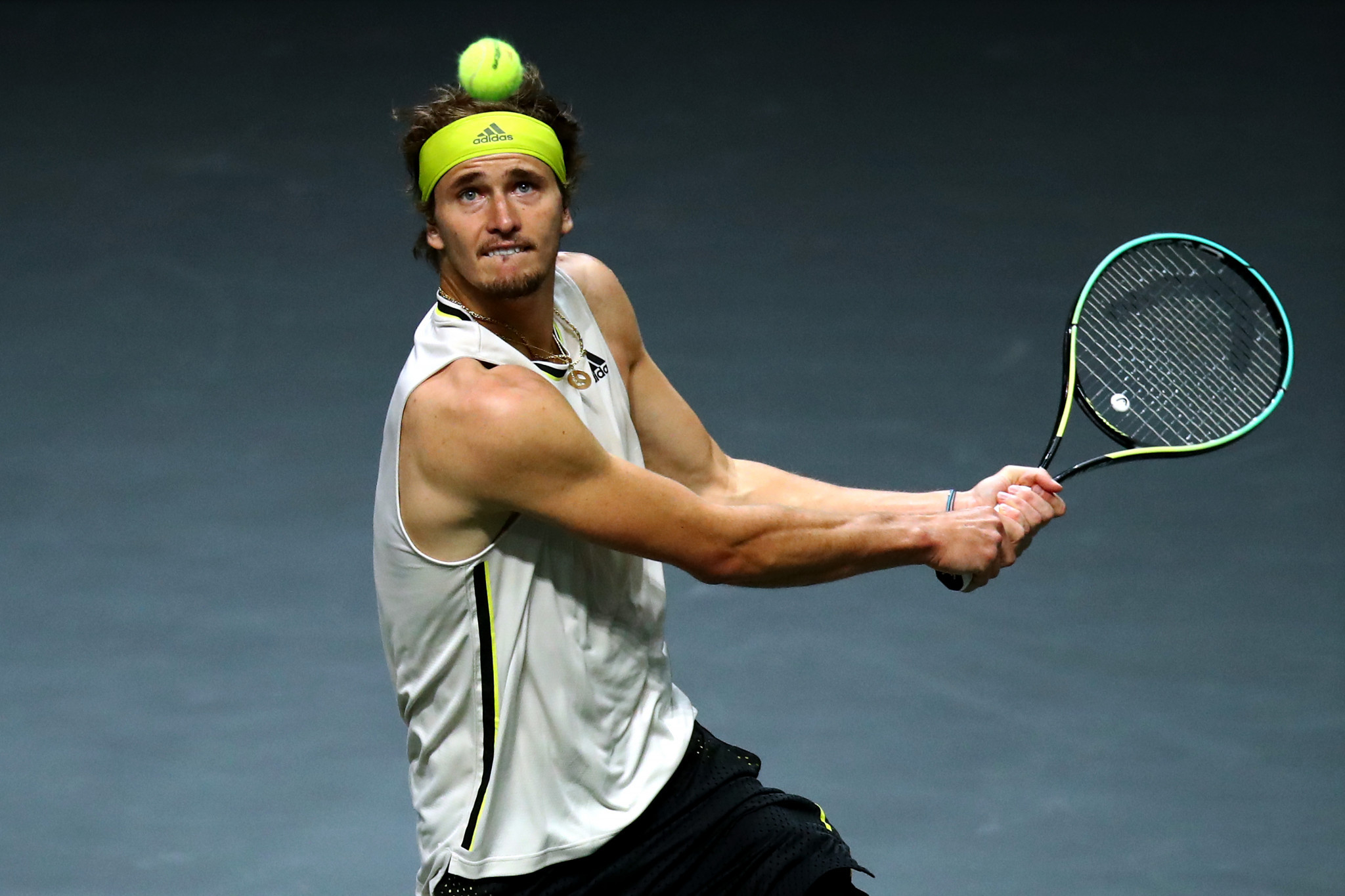 """Zverev criticises """"absurd"""" COVID-19 change to ATP ranking system"""