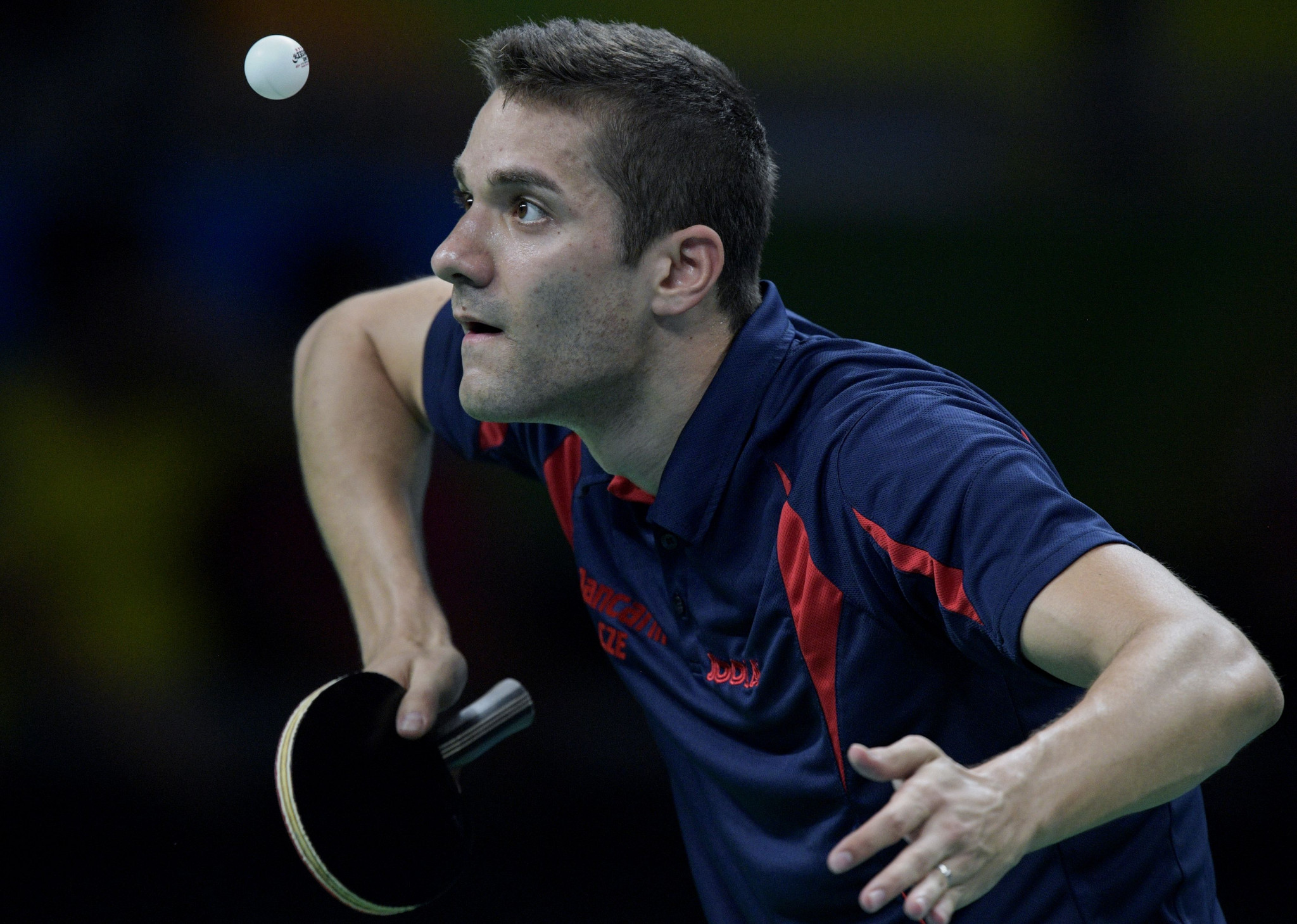 Three men's singles players earn table tennis spots at Tokyo 2020