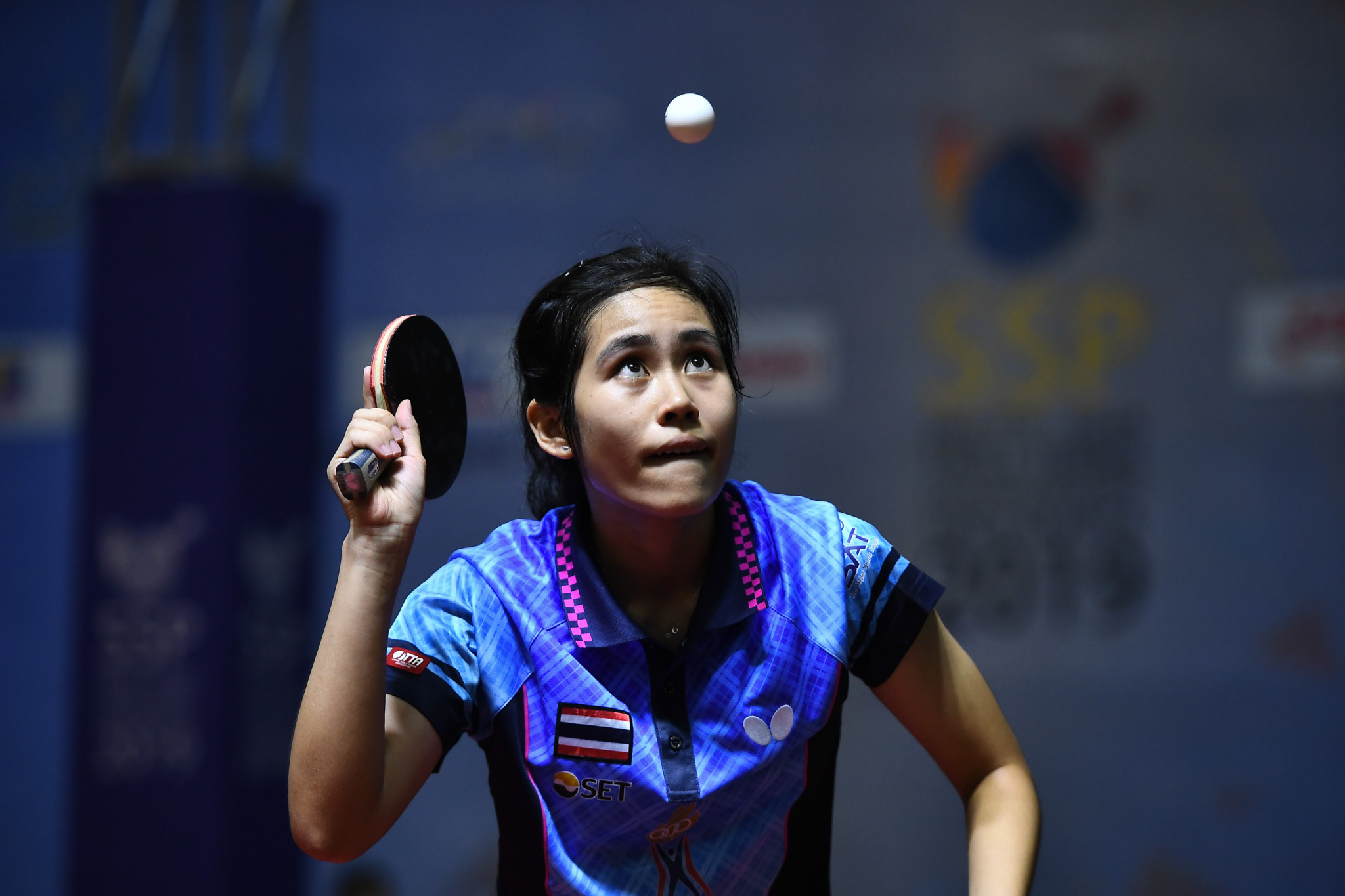 Suthasini Sawettabut of Thailand is one win away from a place at Tokyo 2020 ©Getty Images
