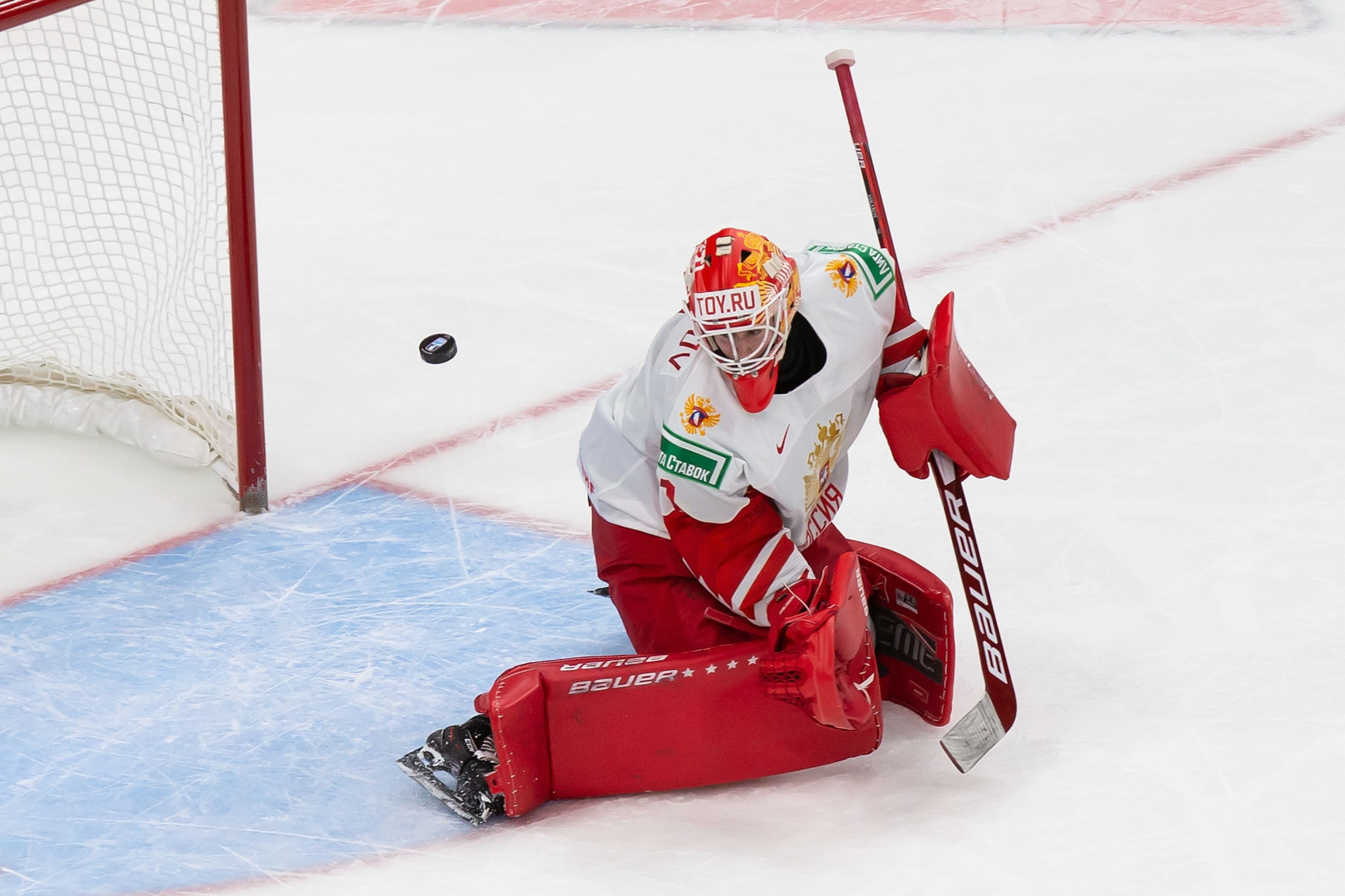 Russia competed as such at the IIHF World Junior Championship earlier in the year ©Getty Images
