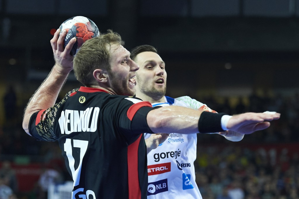 Germany ended Slovenia's participation at the European Championship