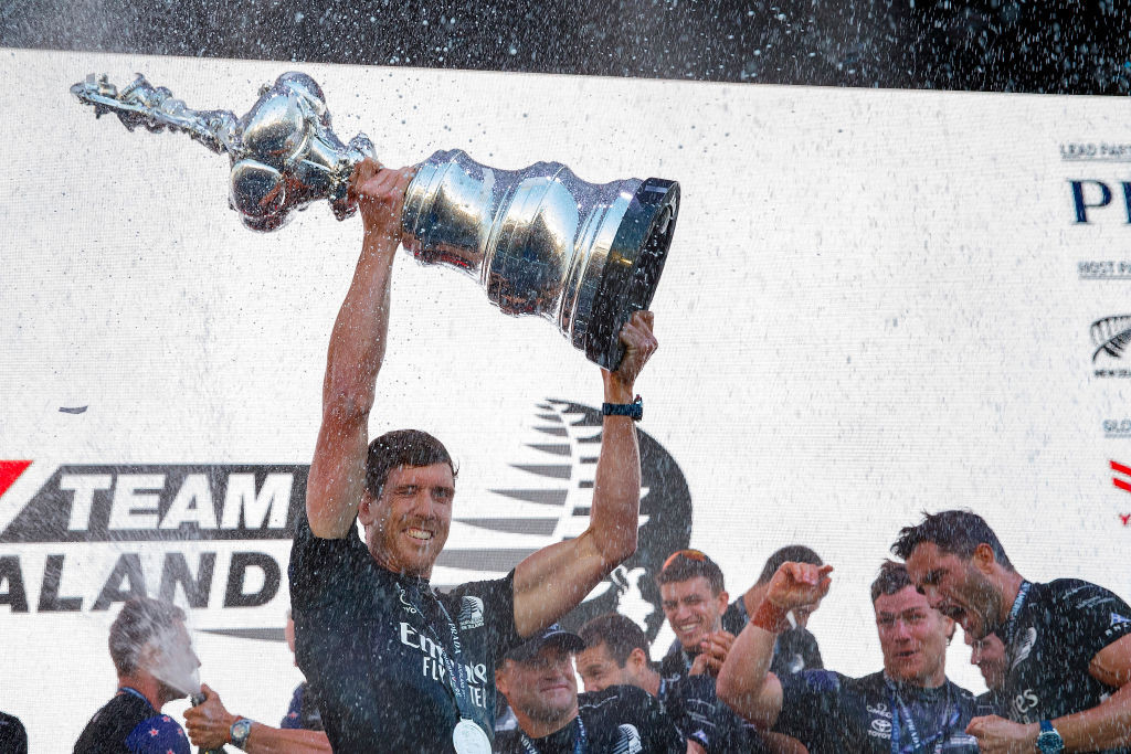 Plans laid for second home defence after Team New Zealand retain America's Cup 7-3