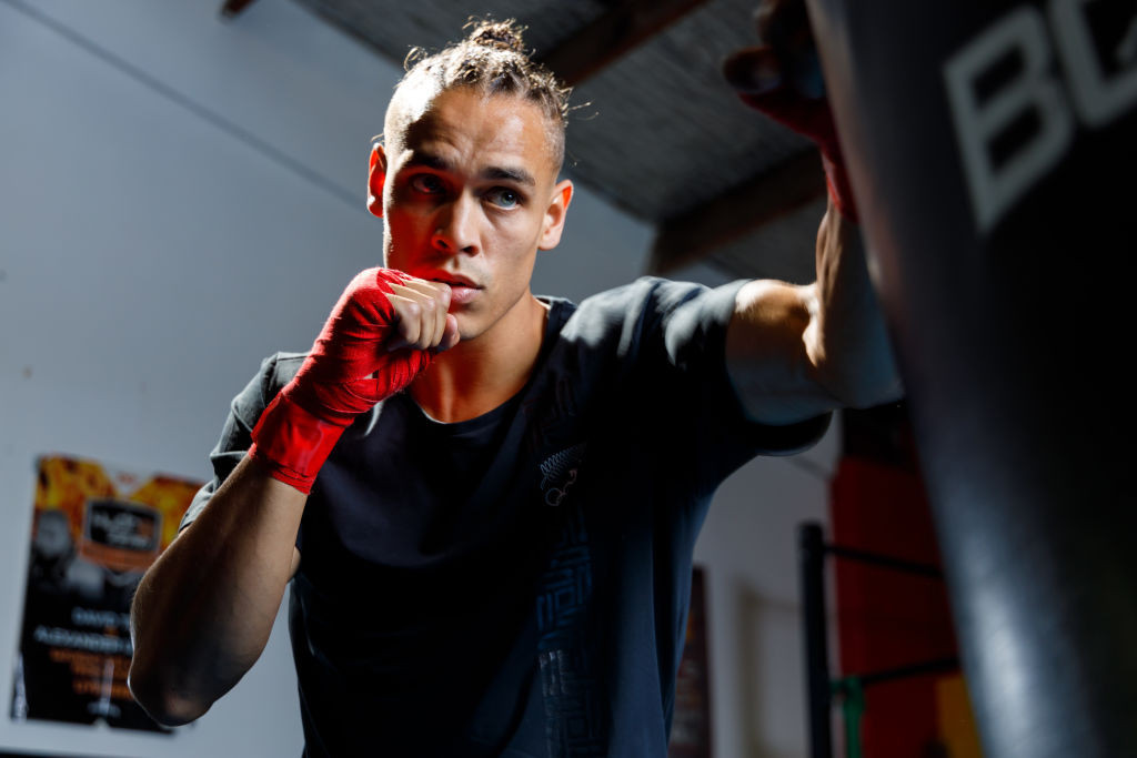 Double Commonwealth Games champion boxer Nyika set for New Zealand Olympic debut